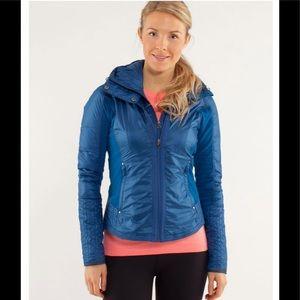 Lululemon Bundle Up Jacket in Limitless Blue